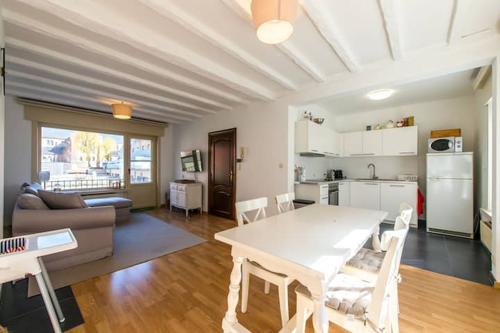 Cosy Private House (6p) with Garage and Garden!