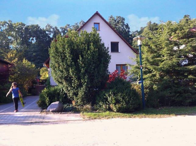 Askanier Ferienwohnung am Werbellinsee
