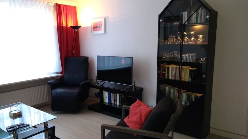 Ground floor apartment with garage and garden - Antwerpen