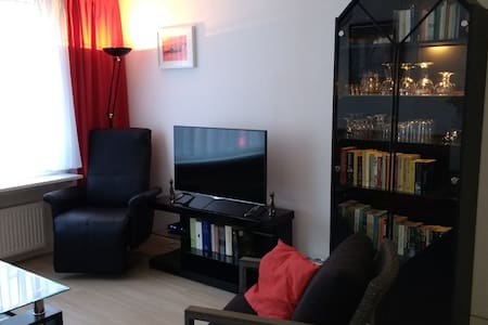 Ground floor apartment with garage and garden - Antwerpen - Wohnung