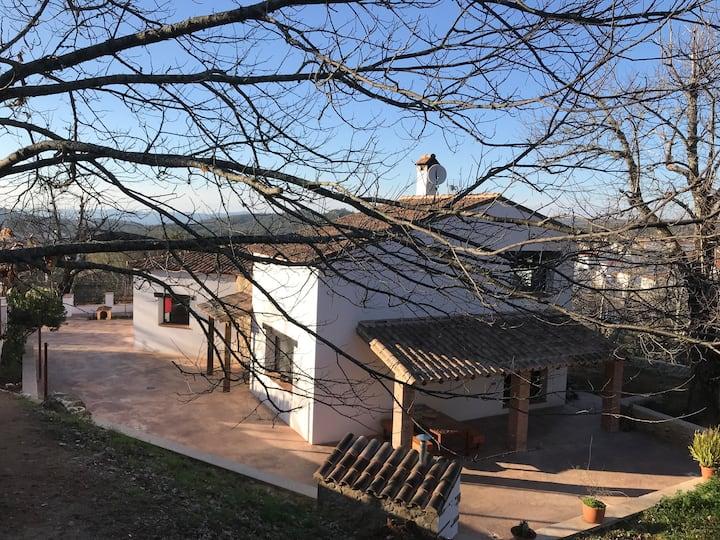 Castañar del Castillo, Cortegana, Sierra Aracena