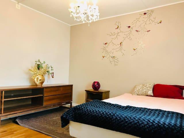 Finaste sovrum i Bandhagen 20 min från T-Centralen