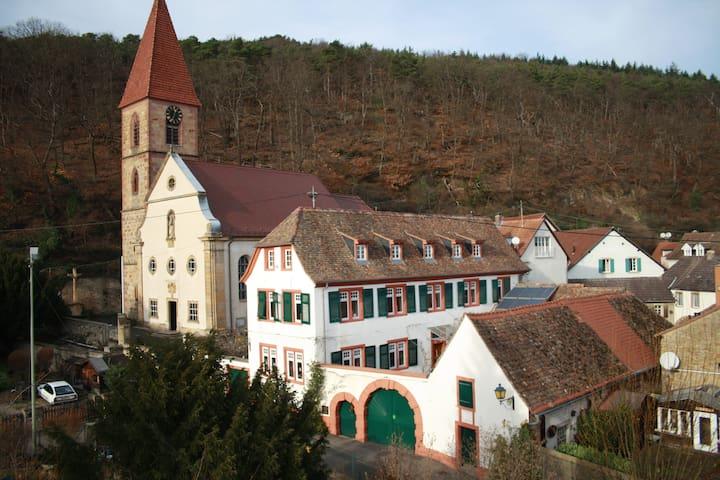 Wohlfühloase für alle Sinne - Neustadt - Vacation home