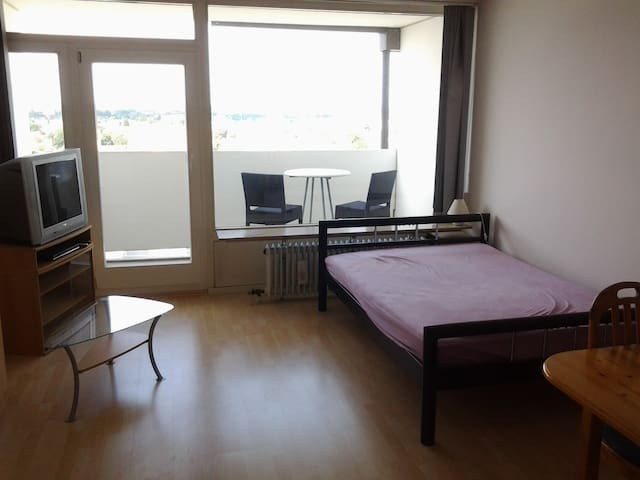 Top - Apartment in centraler Lage am Olympiapark