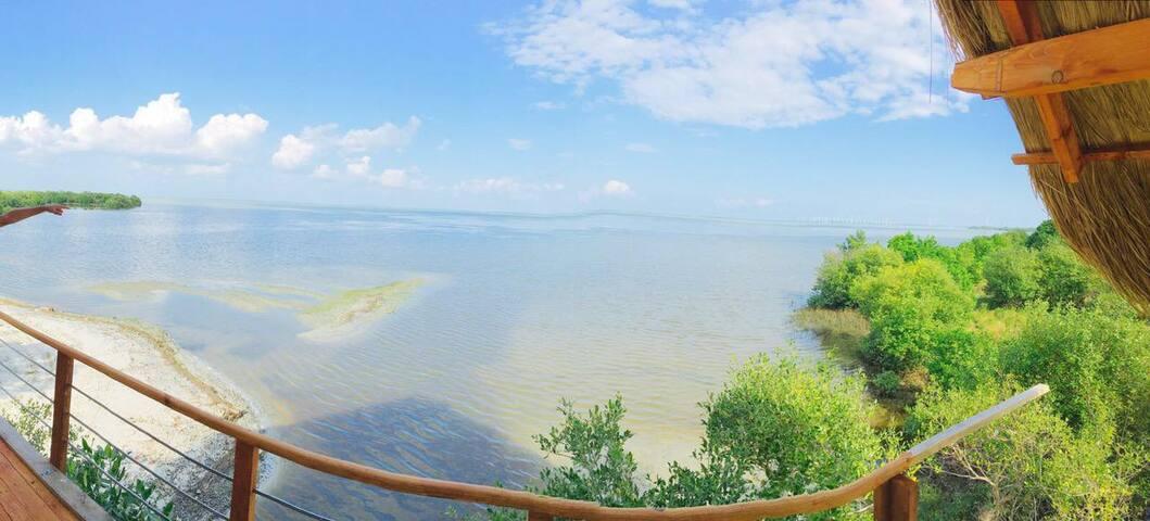 Kalpitiya Adventure Resort - Kalpitiya - Bungalov