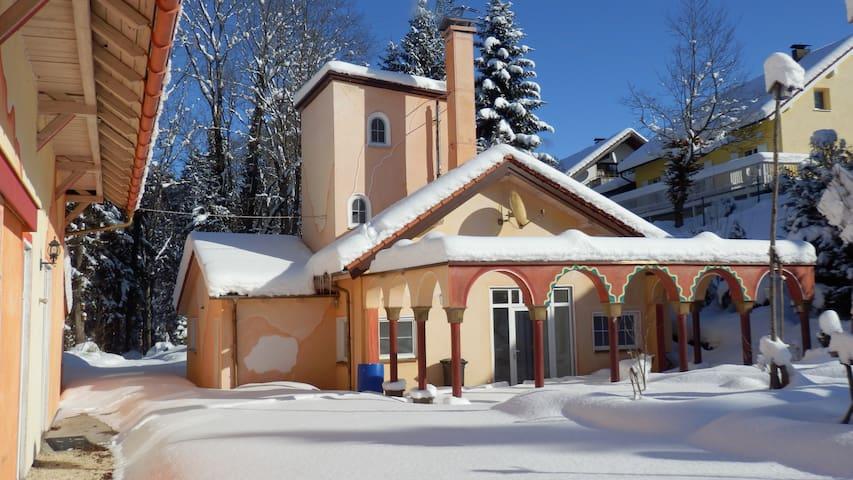 Künstlerhaus an der Rottach - Kempten (Allgäu) - House