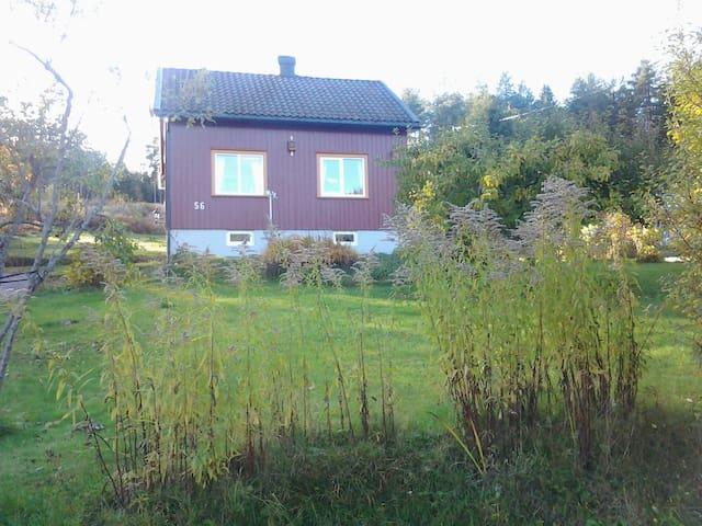 Huis met uitzicht op het Tyrivann - Telemark - Dom