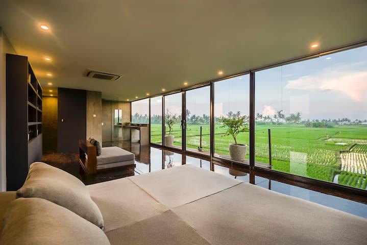 Unique Designed 2Bdr Kontiki Villa w/big pool