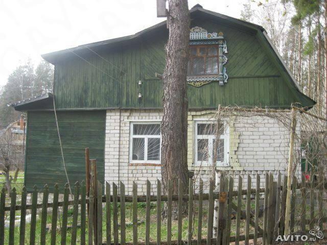 Дачный дом на Бору