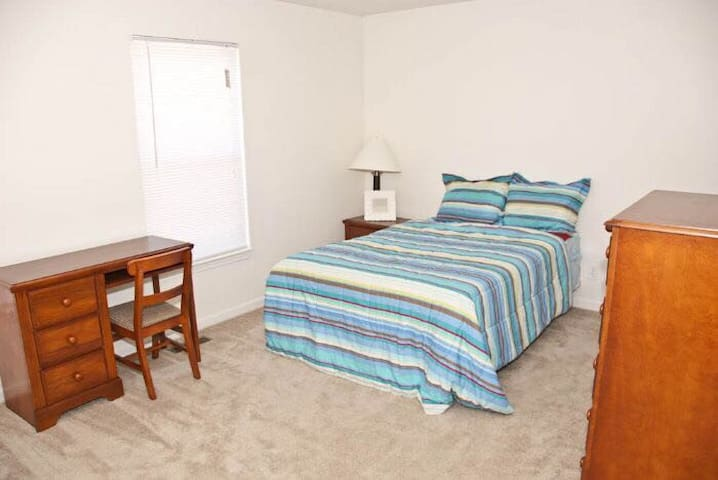 Private Bed/Bathroom, Free Pickup and Shuttle - West Lafayette - Apartment