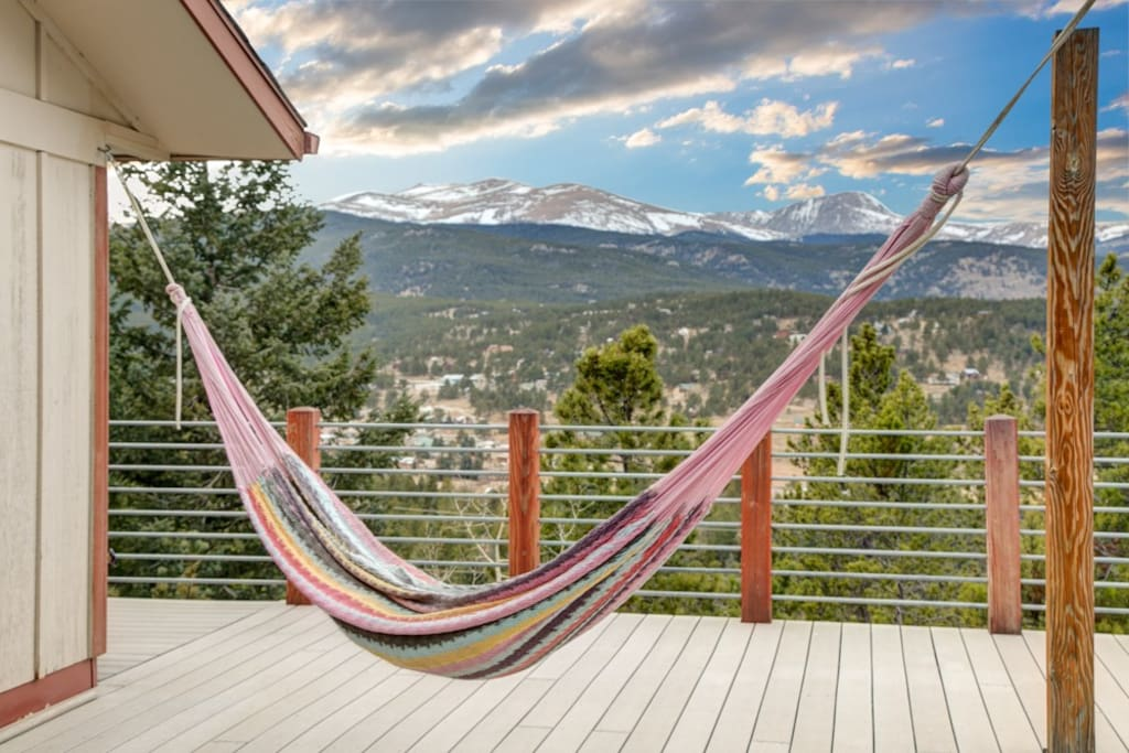 The hammock and the continental divide