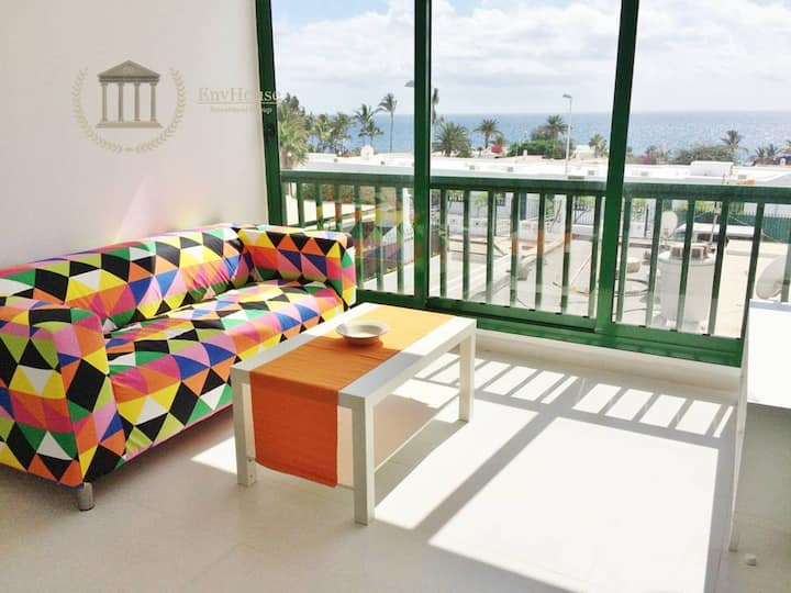 Apartamento Playa Chica 6. Vistas al mar