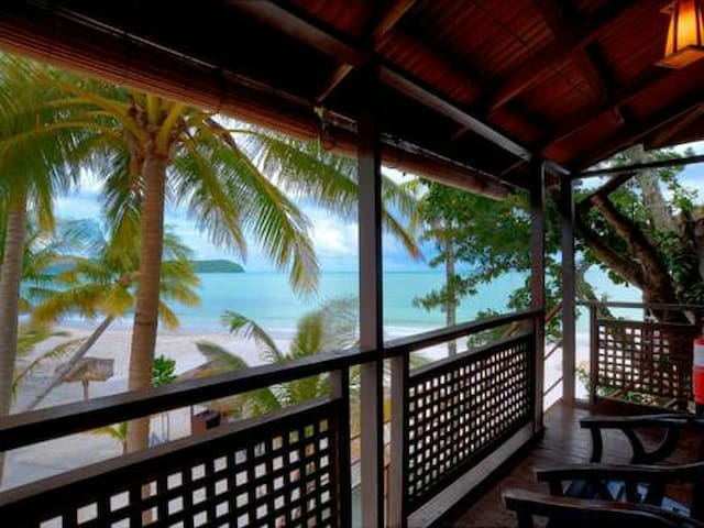 Treehouse #2 Beachfront Cenang Beach Langkawi