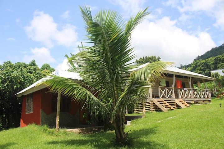 Cocoa Village atta kwame bungalow
