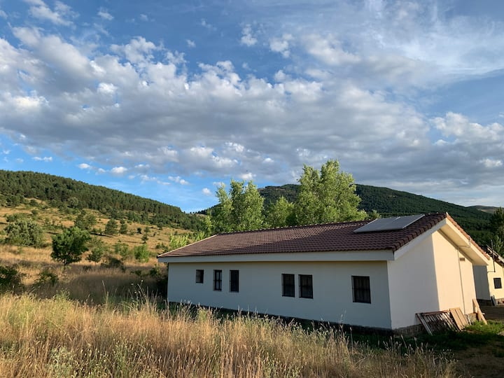 Alojamiento Rural en plena naturaleza.