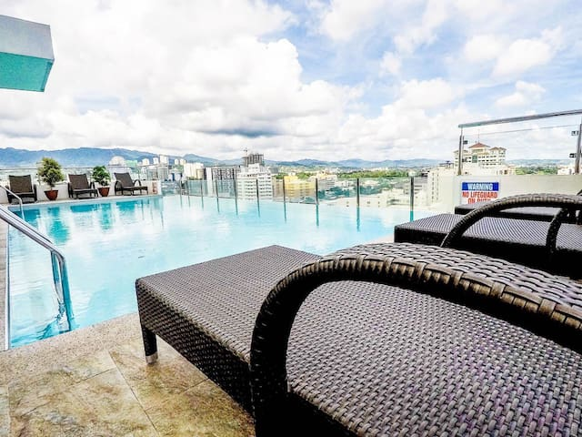 The Perfect Holiday Condo for your Stay in Cebu!!! - Cebu City - Appartement en résidence