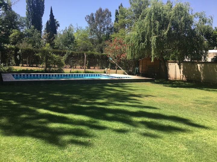 Membrillo Inn, Private Room with pool