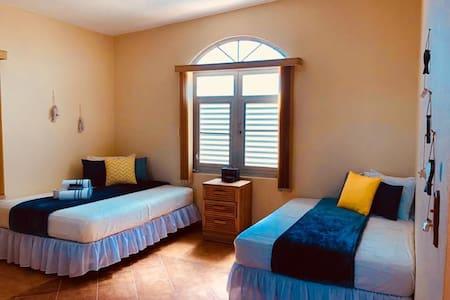 La Casona Parguera - Cayo Room ( 4 persons )