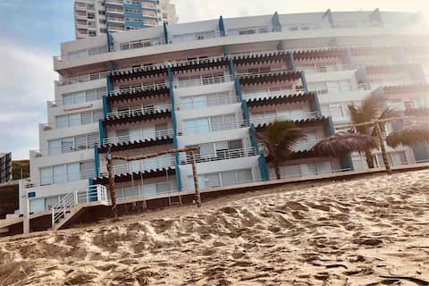 Departamento al pie del mar, Ocean Suites, Playas
