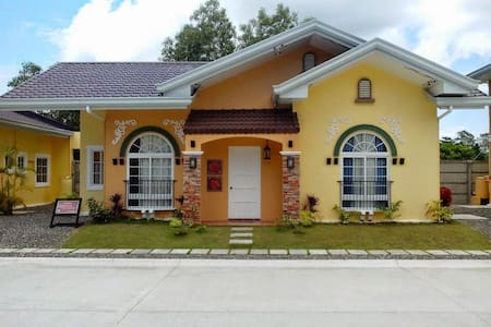 Primary homes subdivision for rent - Dauis