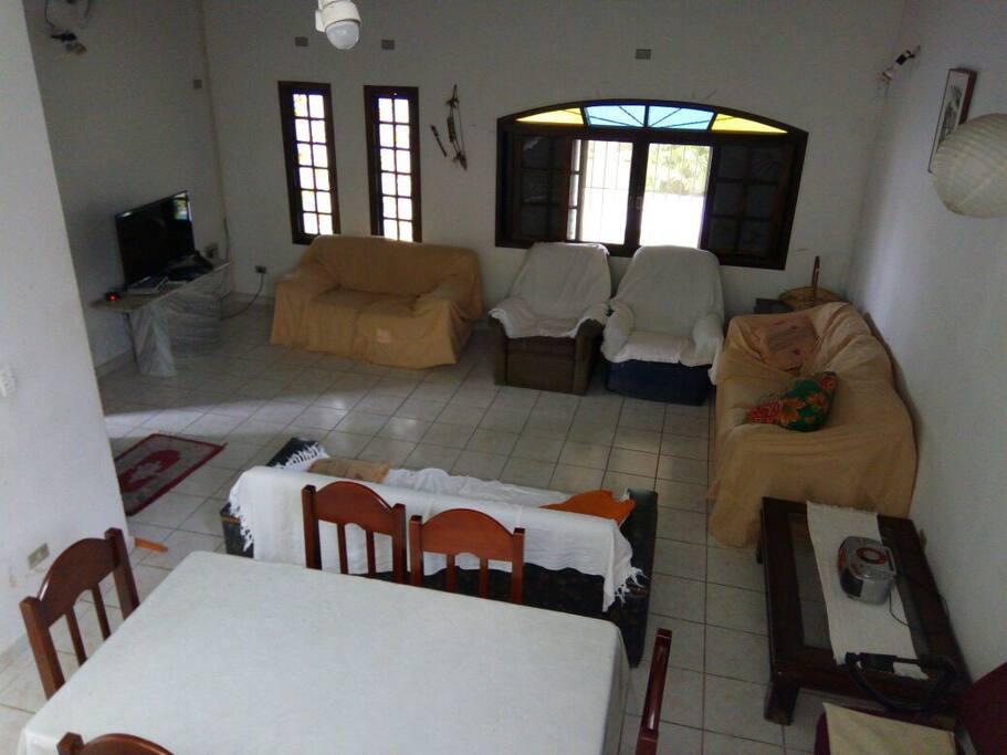 espaço de uso comum:sala