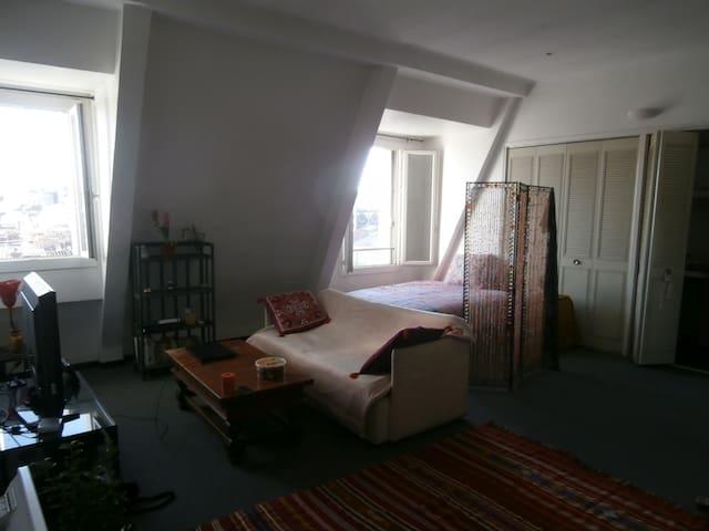 Jolie studio équipé au centre ville de Marseille - Marseille - Apartment