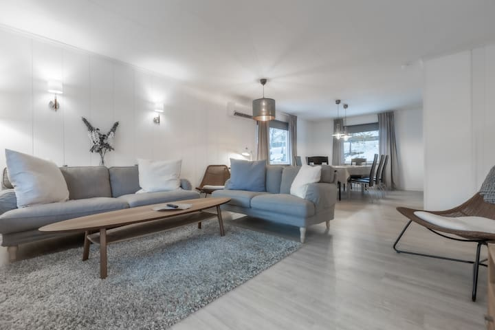 Hafslo-Sagi 3. Exclusive Apartment.