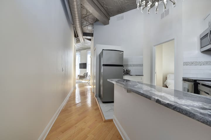 Beautiful Downtown Cleveland Condo