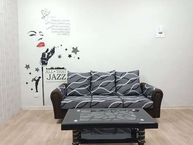 Affordable Sweet Stay @ Shah Alam - Shah Alam - Haus