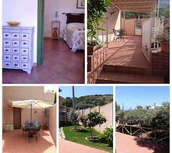 Casa rurale Baglio Papuzzi Trapani - Valderice - Villa