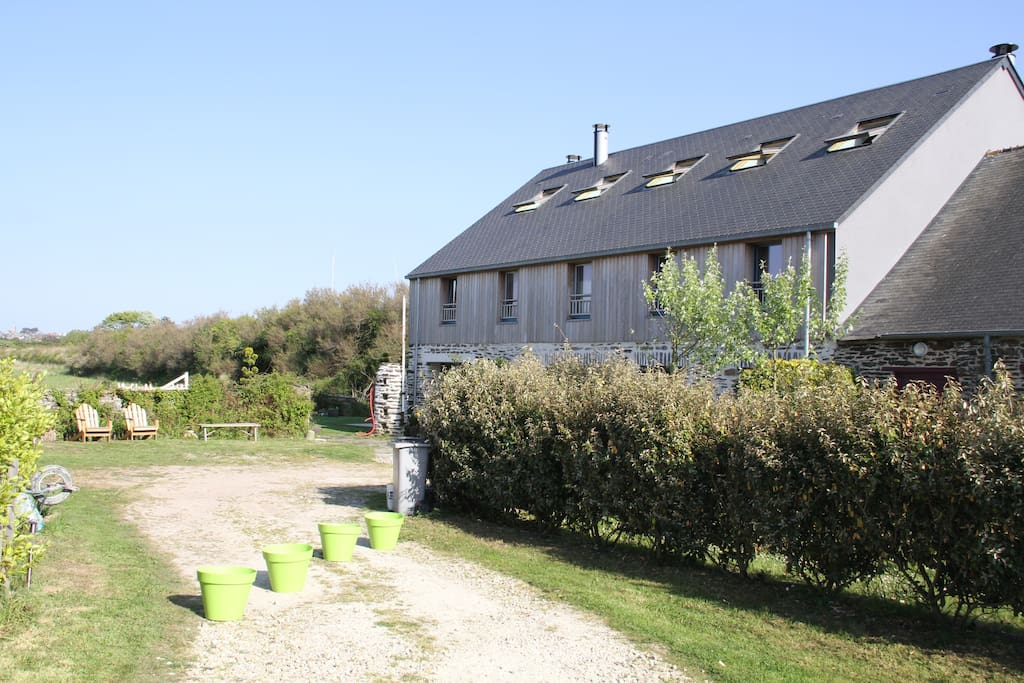 Villas To Rent Carteret France