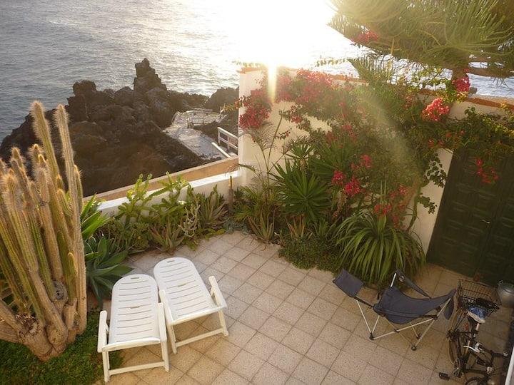 Haus am Meer mit Traumlage in Punta Brava