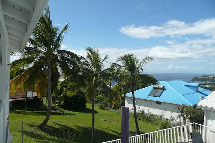 Douceurs Caraïbes, Villa