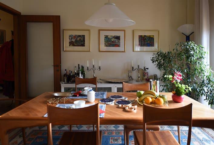 La casa di Francesca - Firenze - Condominio