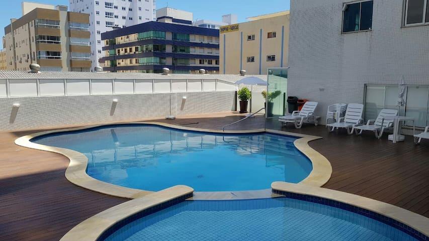Apart. luxo Alto padrão de 2d com infra e terraços