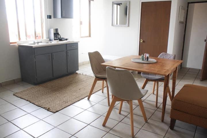 Acogedor Estudio-Apartamento al norte de la ciudad