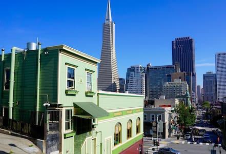 Dorm Beds @ Social SF Hostel #4 - San Francisco - Bed & Breakfast