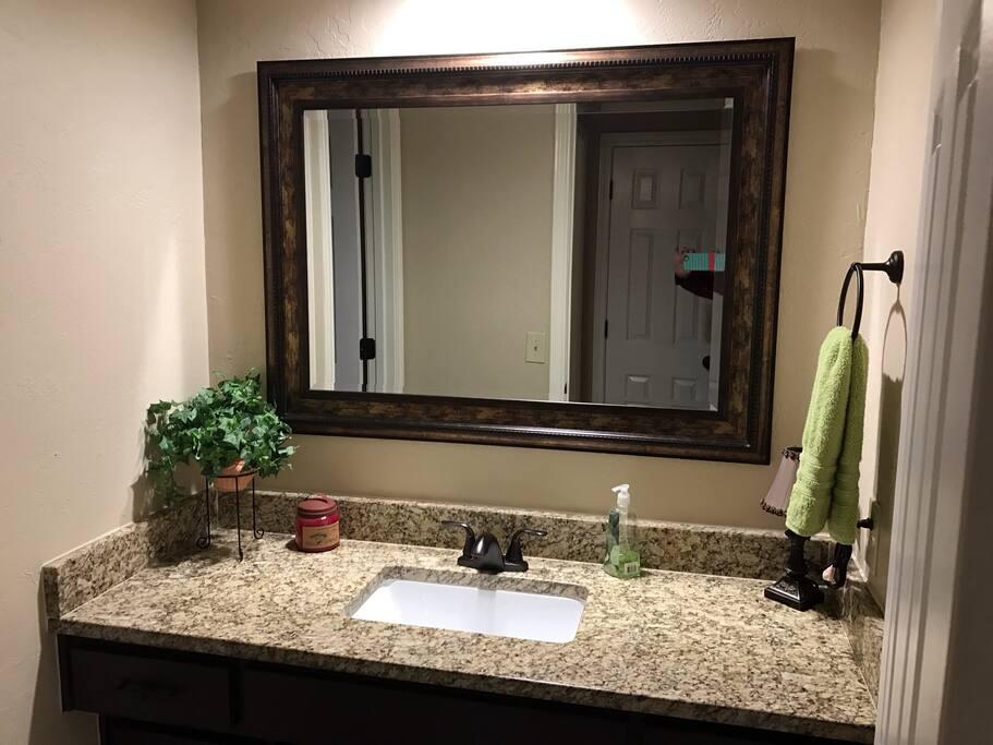 Private vanity