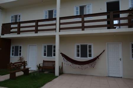 Aquarium flat pousada residence. - Florianópolis - Serviced apartment