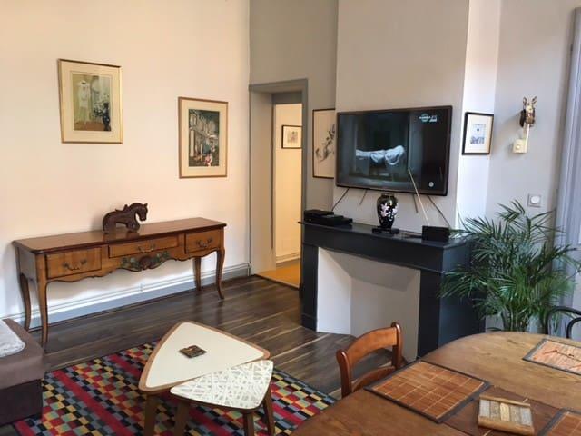 appart centre ville calme securisé - Montauban - Lyxvåning