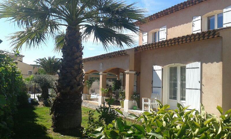 Villa proche des plages et de la fôret à Fabregas - La Seyne-sur-Mer - Villa
