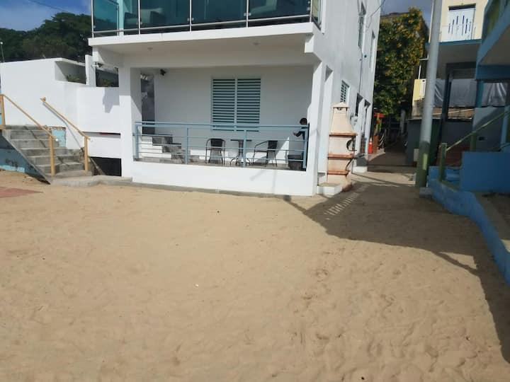 Caribbean getaway studio