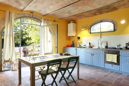 Your Romantic Loft in Chianti, close to Florence! - Cerbaia - Квартира