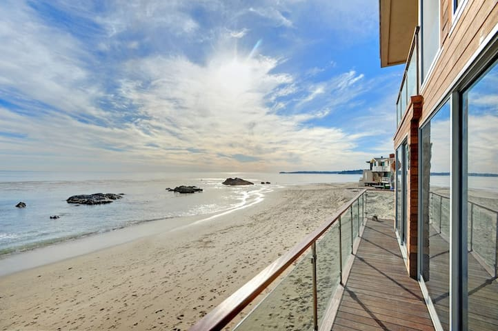 The Malibu Beach House