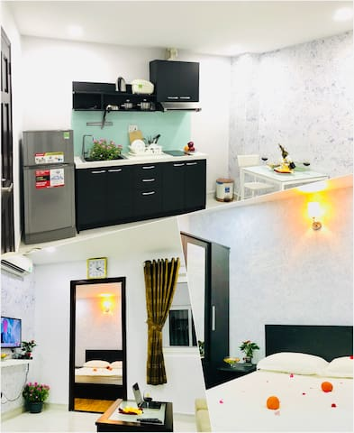 Comfortable Apartment 300m Form the Airport