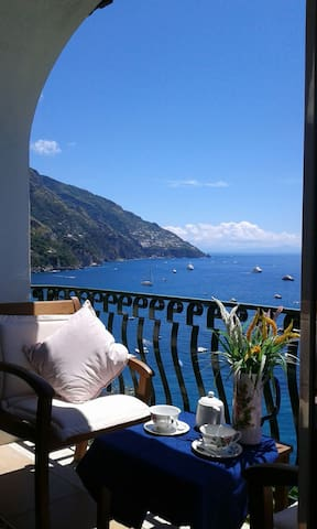 Casa Marema, costiera amalfitana - Positano - Byt