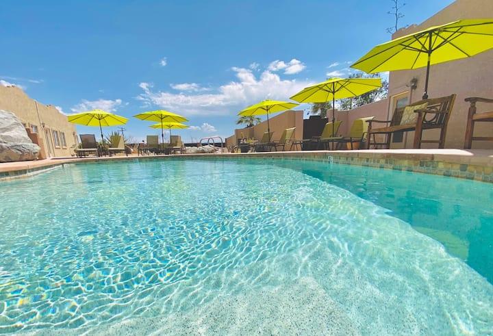Mi Kasa Hot Springs Male Clothing Optional Resort