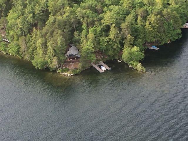 Little Bear Island, Lake Winnipesaukee, NH