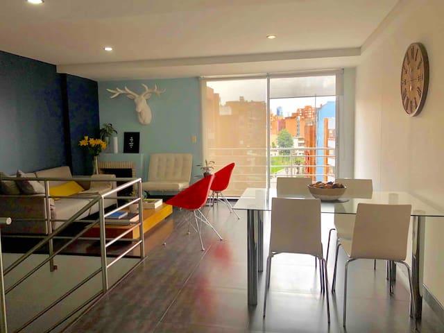 Comfortable Room Duplex Apartment