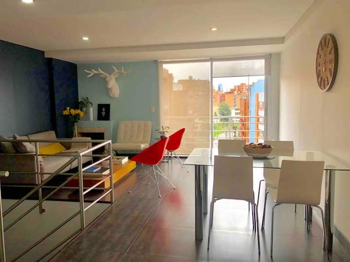 Comfortable ** Room** in Duplex Apartment